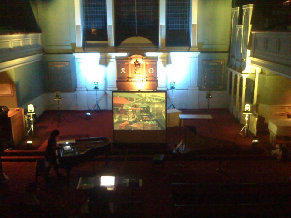 Making Place - Royal Dockyard Church, Chatham, 2013.